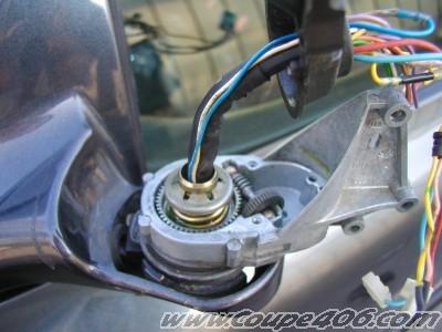 Voir le sujet retroviseurs rabattables for Reparation retroviseur exterieur