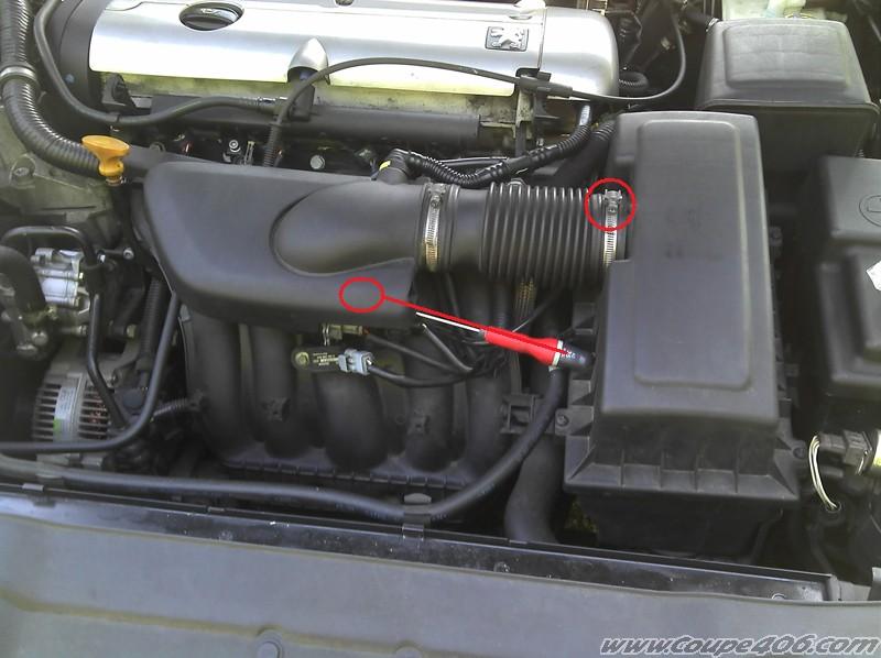 www.coupe406.com :: Voir le sujet - problème de ralenti