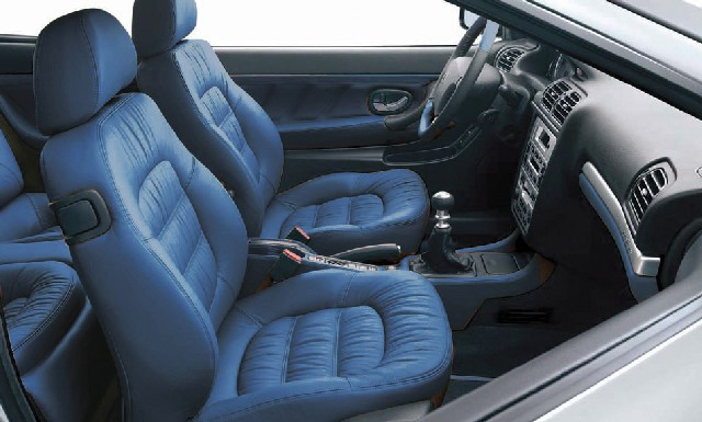 Peugeot 406 coup fiche occasion actu automobile of for Interieur 406